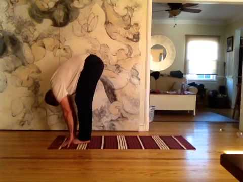Yoga stroke recovery series 1