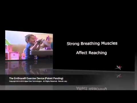 The EmBrace® Exercise Device. Shoulder and Reaching