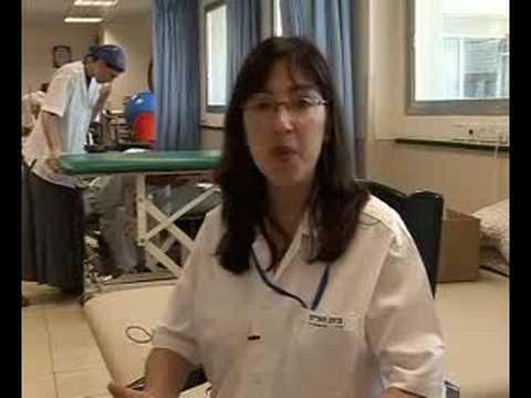 Stroke rehabilitation specialist testimonial for Biomove