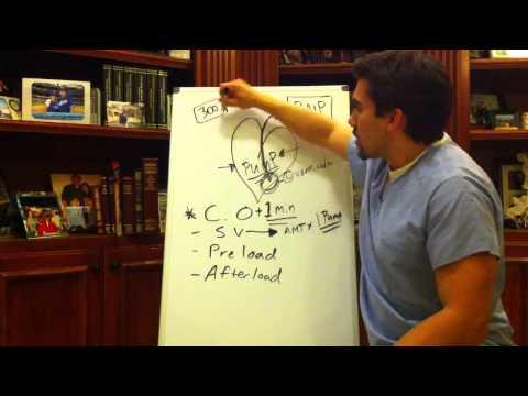 Cardiac output, stroke volume, preload & Afterload PART 2