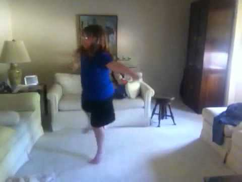 Michaela Dance to Summer Love Song by Brooke Hyland