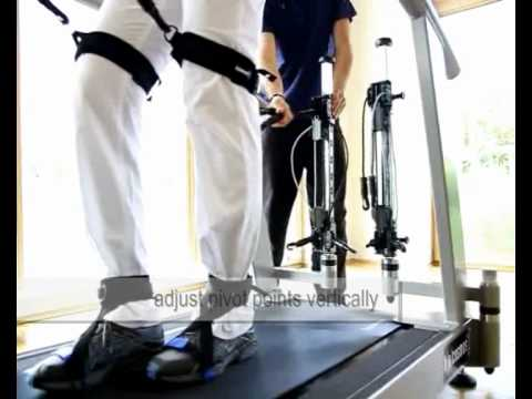 robowalk expander applications in locomotion therapy