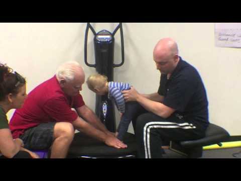 Power Plate for 18 month old with Cerebral Palsy