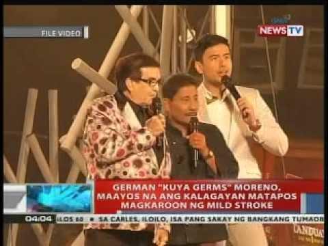 NTVL: German Moreno, maayos na ang lagay matapos magkaroon ng mild stroke