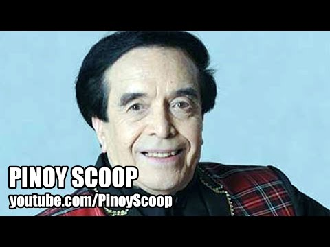 German Moreno (Kuya Germs) Suffers Mild Stroke And Rushed To Hospital