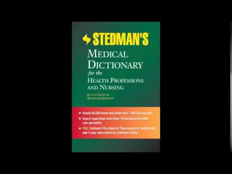 Download Stedman's Medical Dictionary for the Health Professions and Nursing PDF
