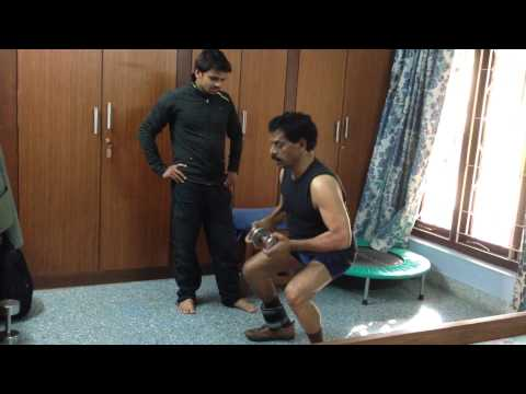 RIGHT HEMIPARESIS REHAB EXERCISE BY RAVI PHYSIO