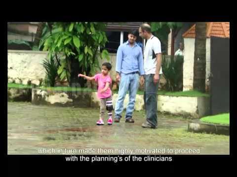 Congenital Hemiparesis  An Ayurvedic approach   Punarnava Ayurveda Hospital