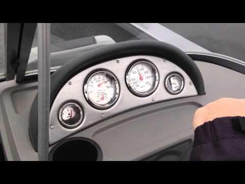2015 Merc 115 Hp 4 stroke/1850 Super Hawk Acceleration Test