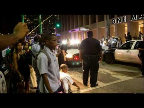 DALLAS: Snipers Kill Five Cops, Wound Several Others at Texas Protest