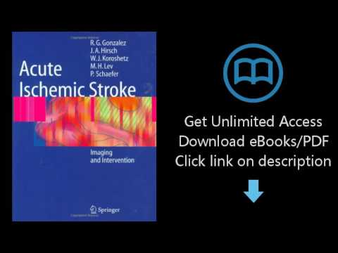 Acute Ischemic Stroke: Imaging and Intervention