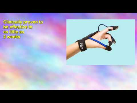 Music Glove: Hand Rehabilitation Device for Stroke, Spinal