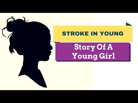 Stroke or Paralysis At the Age Of 18 – Watch The Story – Stroke in Young Girl