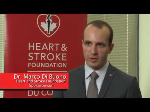 Stroke is Urgent Heart and Stroke Foundation's 2011 Stroke Month Report