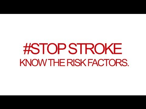 #Stop Stroke – Know the Risks Factors