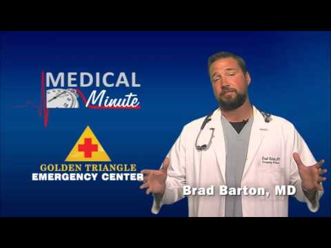 Golden Triangle Emergency Centers Medical Minutes – Heat Stroke Prevention