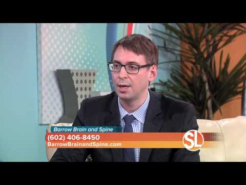 Dr. Andrew Ducruet, MD, Discusses Stroke Signs and  Intervention on ABC15 Sonoran Living TV