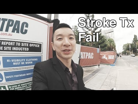 Stroke Acupuncture Fail