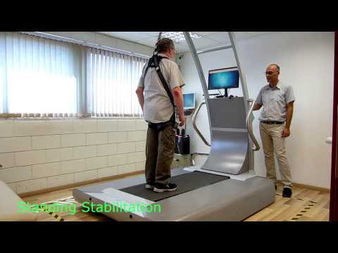Very Effective Stroke Rehabilitation using BalanceTutor by MediTouch