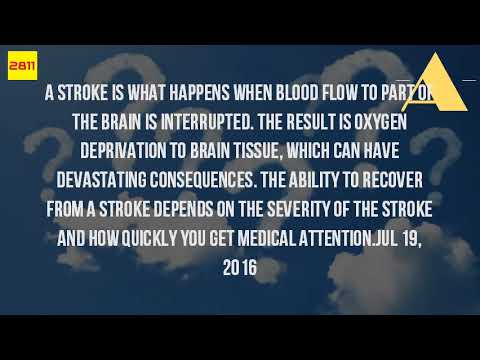 What Is Considered A Massive Stroke?