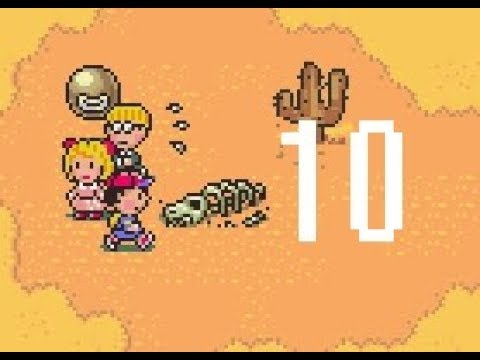 "Earthbound – Part 10 ""Sun Stroke and Smiling Spheres"""