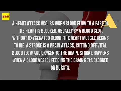 What Is The Meaning Of Heart Stroke?