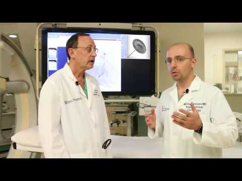 Dr. Lowell Satler –  PFO Closure and Cryptogenic Stroke