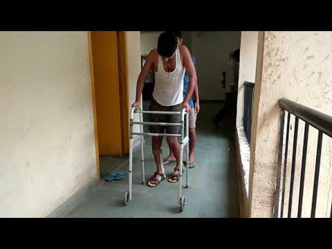 Hemiplegia Patient by Head Injury Case