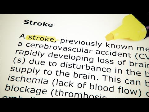 One-third of U.S. Population has had a Stroke Without Knowing it