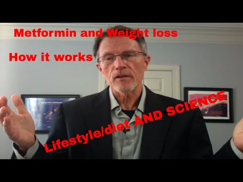 How to lose weight with Metformin: Pt2: PCOS, non diabetics: Expectations – lifestyle/diet, science
