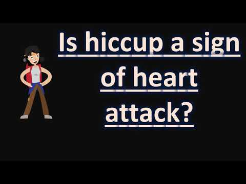 Is hiccup a sign of heart attack ?  | BEST Health FAQS