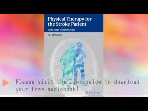 Book | Physical Therapy for the Stroke Patient