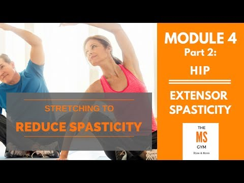 Reducing Extensor Spasticity: Hip
