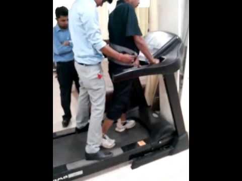 treadmill training for hemiplegia