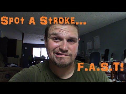 Spot a Stroke FAST! – WARNING – Heat Stroke – Lawn Care
