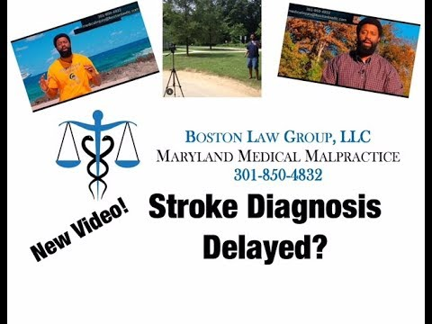 Stroke Diagnosis Delayed? How Do Attorneys Analyze For Possible Medical Malpractice?