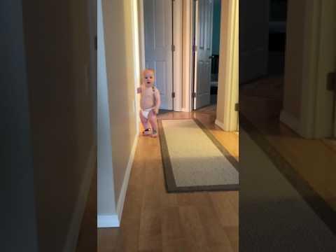 Toddler Walking–Left Sided Hemiplegia