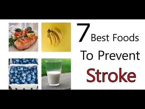 7 best foods to prevent stroke