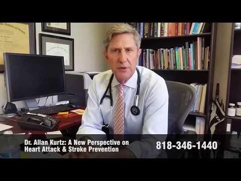 Dr. Allan Kurtz – Heart Attack & Stroke Prevention