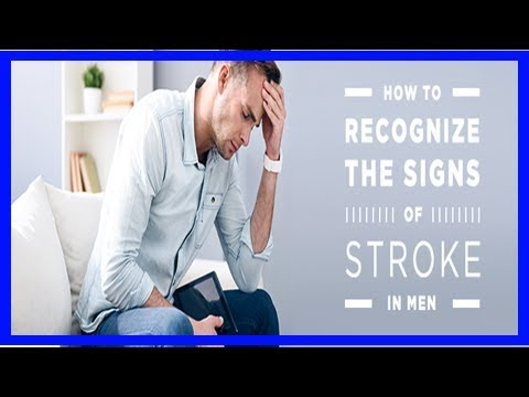 Signs of stroke in men: how to identify a stroke and seek help