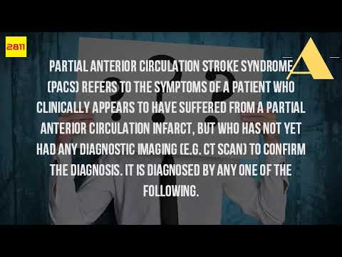 What Is A Paci Stroke?