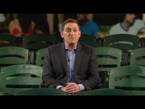 Matt Yallof, Stroke Survivor and Host/Reporter of MLB Network