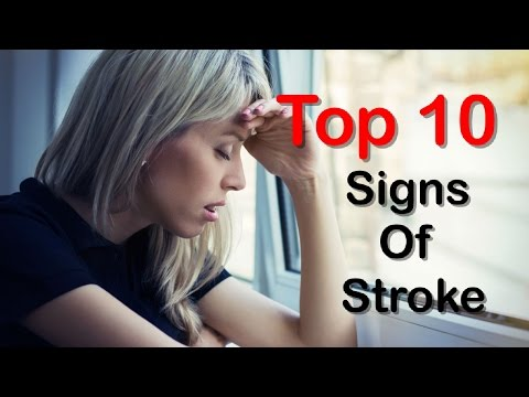 Top 10 Warning Signs Of Stroke Which You Can't Ignore