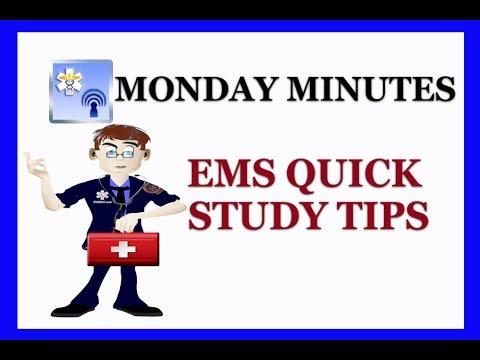 Neurological Emergencies | CVA | EMS Quick Study Tips