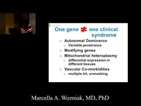 Genetic Causes of Stroke, Wozniak, 1/3