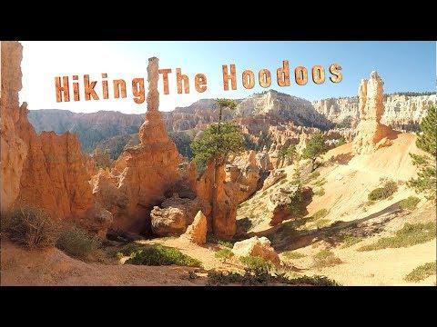 Hiking The Hoodoos-Bryce Canyon '17