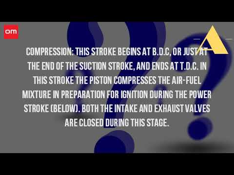 What Is The Compression Stroke?