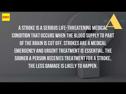 How Serious Is A Stroke?