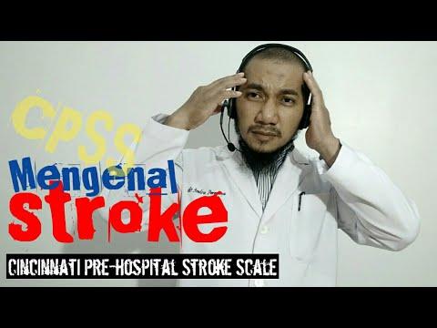 MENGENAL STROKE – CINCINNATI PRE-HOSPITAL STROKE SCALE