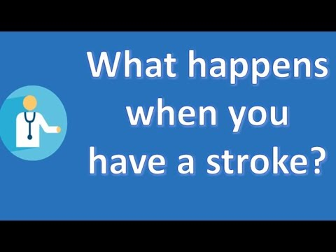 What happens when you have a stroke ? | Most Rated Health FAQ Channel